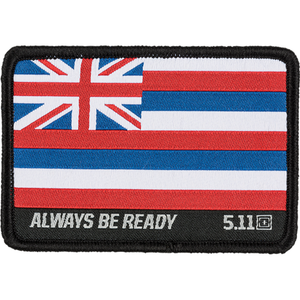 HAWAII STATE FLAG PATCH