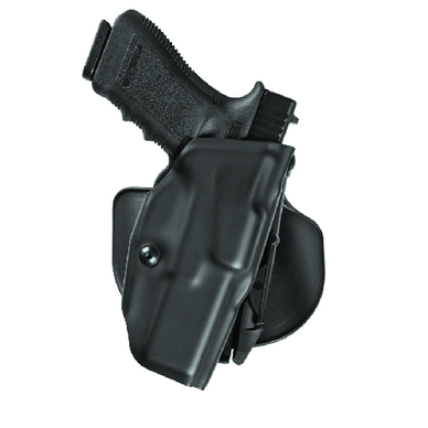ALS CONCEALMENT HOLSTER FOR FOR GLOCK 17, 22 WITH M3, TLR1, X200, X300 LIGHT, PLAIN STX, RH, ADDED ALS GUARD