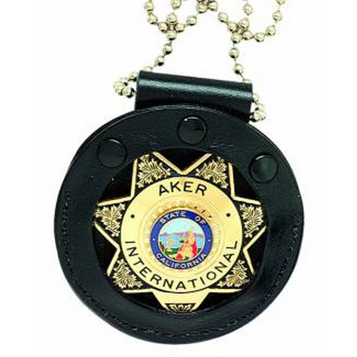 599 Neck Start Badge Holder