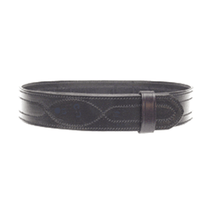 STALLION LEATHER - SAM BROWNE BELT