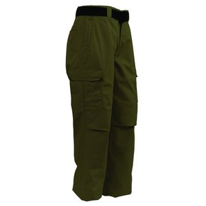 Men's O.D. Green California Dept of Corrections Transcon Line Duty Uniform Trousers