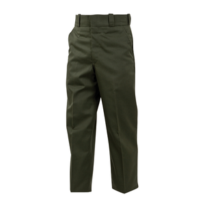 Men's Forest Green 65/35 Poly/Cotton Twill LA County Sheriff Pants, Class B