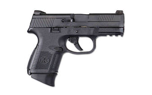 FN FNS-9C 9MM 3-10RD BLK