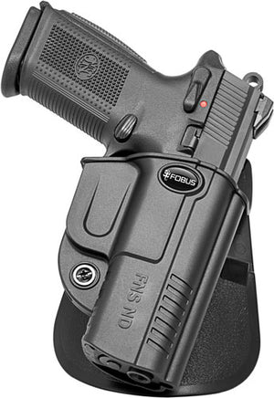 FOBUS HOLSTER E2 PADDLE FOR FN FNS & FNS COMPACT 9MM/.40SW