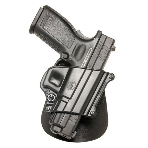 Springfield XD, XDM, 9mm, 40, .45 Rotating Paddle Holder Right Hand