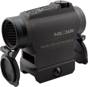 HOLOSUN MICRO RED DOT QR KILL FLASH PROTECTED TURRET<