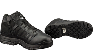 ORIGINAL SWAT - METRO AIR 5  WP SIDE-ZIP WOMEN'S BLACK Color: Black Size: 7 Width: Regular