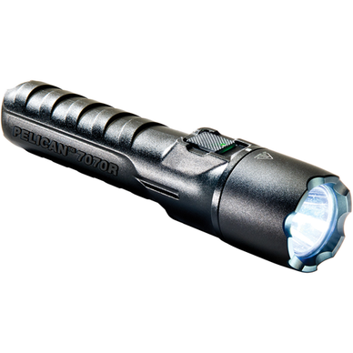 7070R, Rechargeable-LED, Lithium-Ion, Black