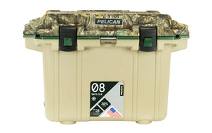 PELICAN 50QT ELITE COOLER REALTREE