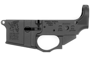 SPIKE'S STRIPPED LOWER (SNOWFLAKE)