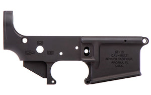 SPIKE'S STRIPPED LOWER (NO LOGO II)