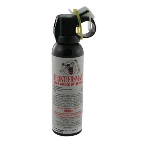 FRONTIERSMAN Bear Spray
