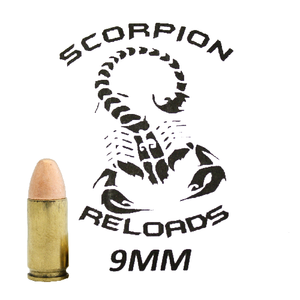 Scorpion 9mm Luger Ammo