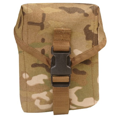 5ive Star - Molle Saw Pouch, 100RD, MultiCam