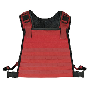 Instructor High Visibility Plate Carrier (Red )