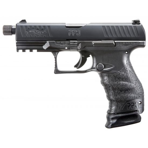 PPQ M2 NAVY SD 9mm Black 4.6  1-17rd (15+2)/1-15rd