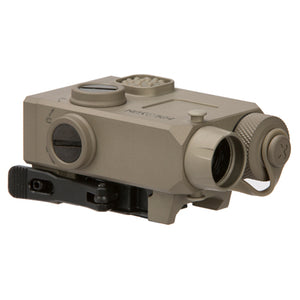 Holosun Co-aligned Visible Grn laser,IR, QD Mount