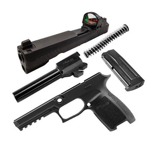 Sig Sauer CALIBER X-CHANGE KIT,P320 FULL,9MM,RX,BLK