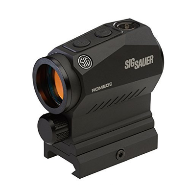 SIG SAUER ROMEO5 X Compact Red Dot Sight 1x 20mm 1/2 MOA