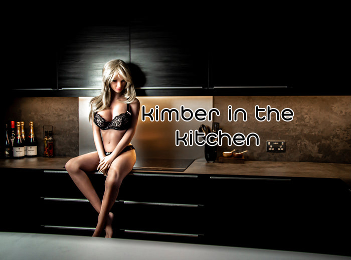 Kimber Doll in the Kitchen Blog
