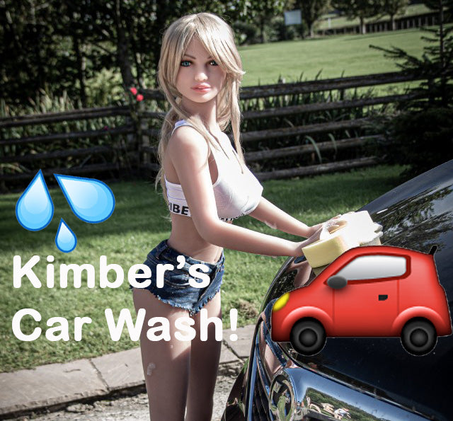 Kimber Doll Car Wash