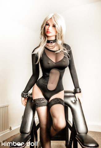 Kimber Doll Becomes The Slave