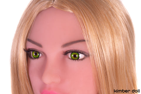 Kimber Doll Green Eye Set