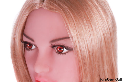Kimber Doll Red Eye Set