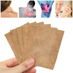 Neck Relief Lymphatic Ginger Detox Patch (Buy 2 Free 1, Buy 3 Free 2)