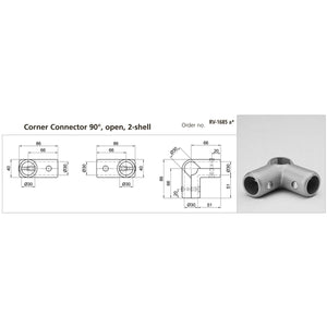 Copy of Tube Connectors - RV 30