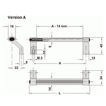 Component Handle- A1