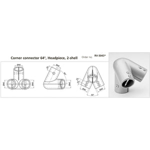 Tube Connectors - RV 40