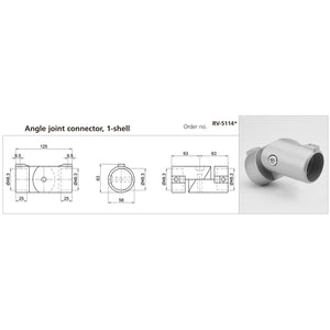 Tube Connectors - RV 48.3