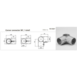 Tube Connectors - RV 50