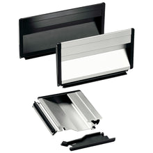 Tray / Recessed Handle Aluminium - SG73