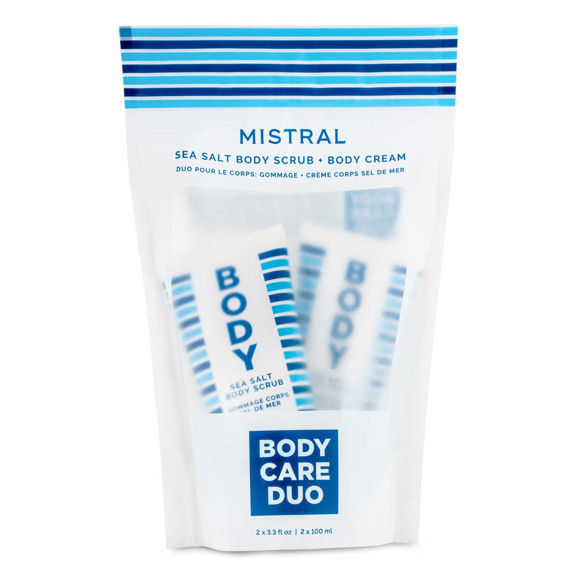 Sea Salt Body Care Duo