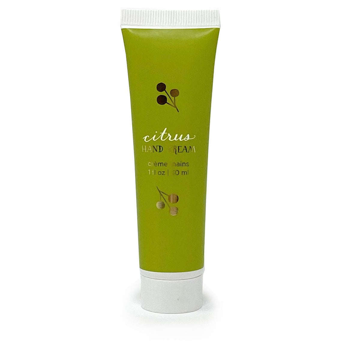 Citrus Holiday Travel Hand Cream