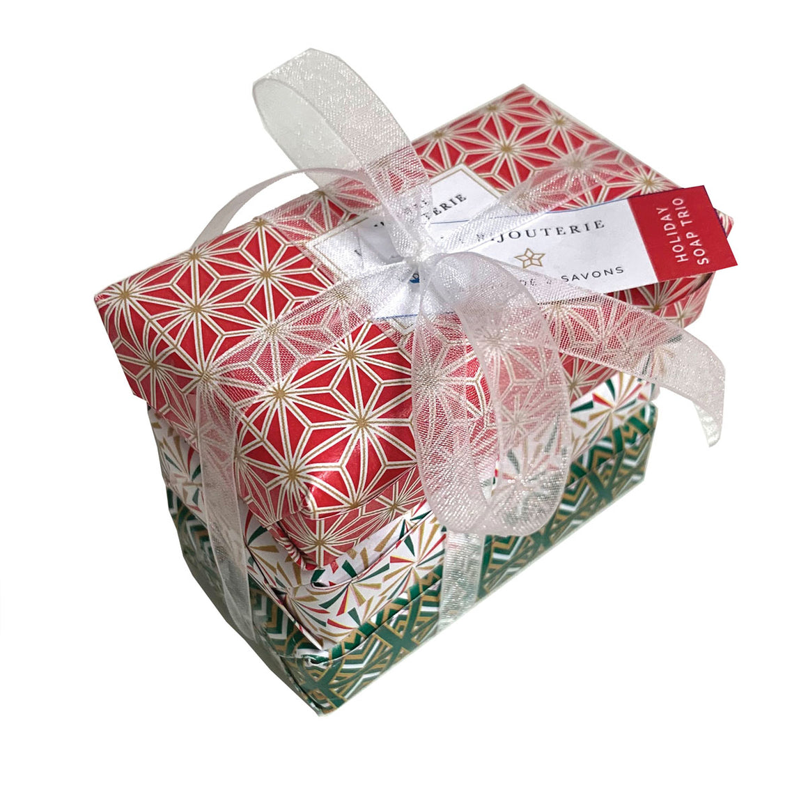 Jewels Holiday 3 Soap Gift Set