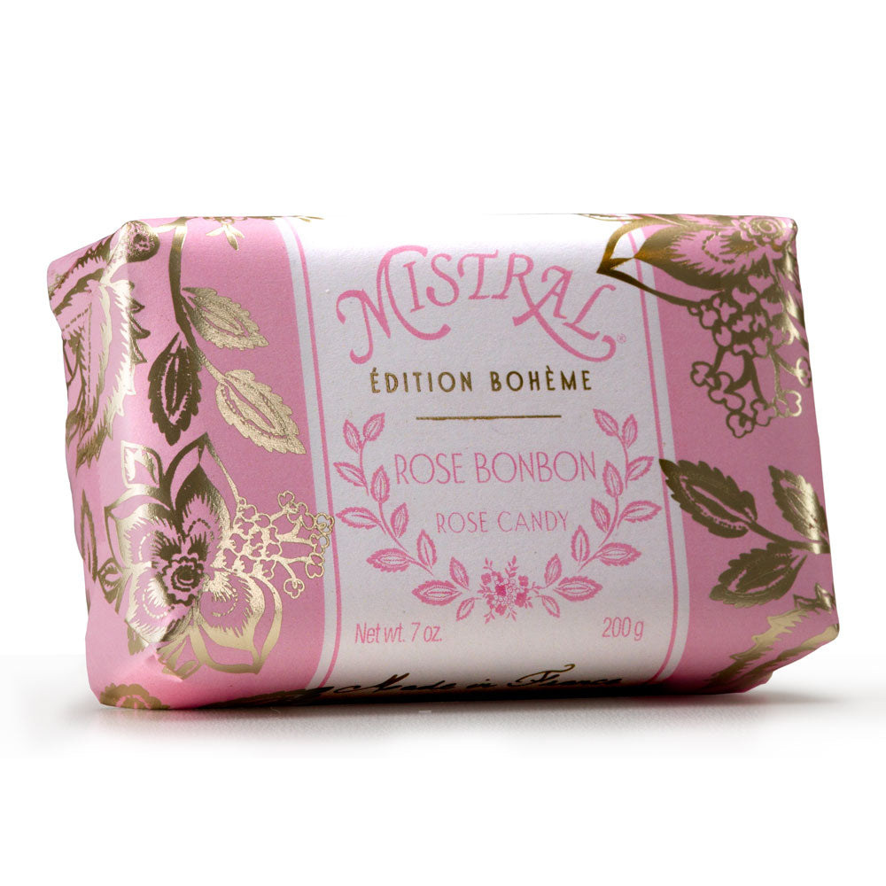 Rose Bonbon Boheme Soap