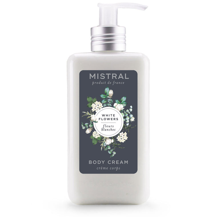 White Flowers Classic Body Cream