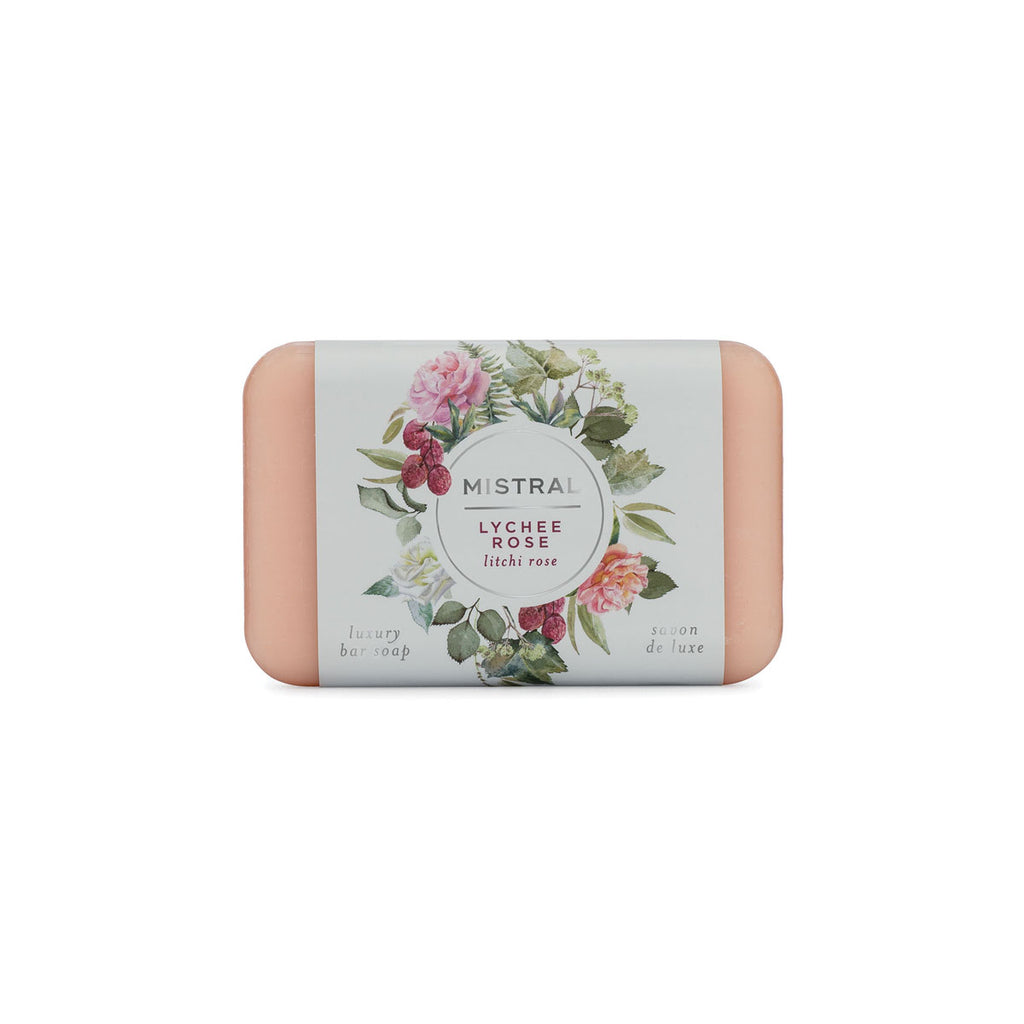 LYCHEE ROSE CLASSIC TRAVEL SIZE BAR SOAP