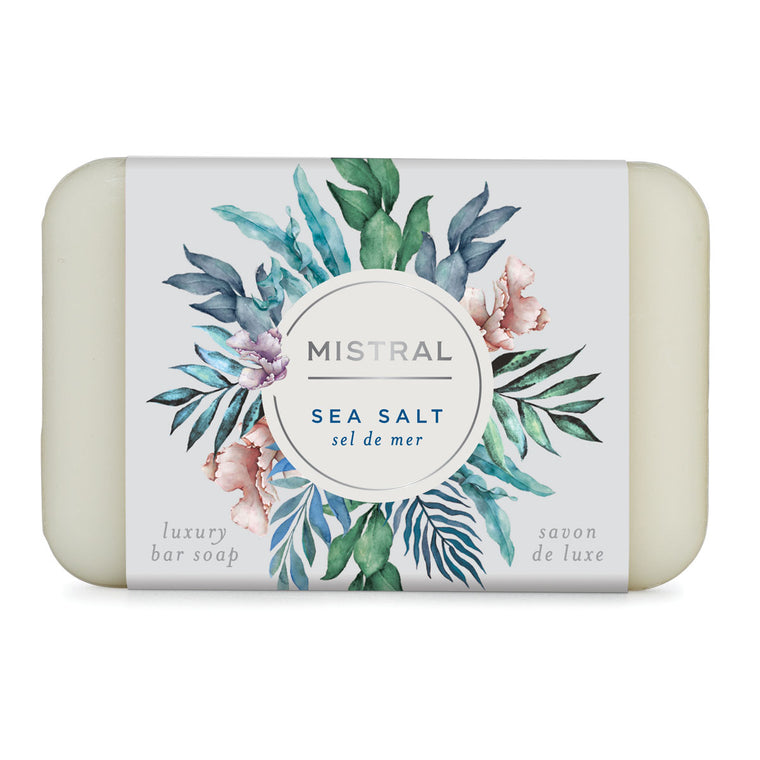 SEA SALT CLASSIC BAR SOAP