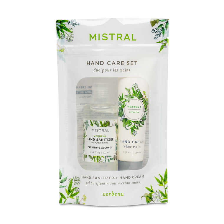 VERBENA HAND CARE SET