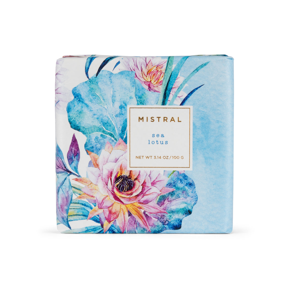 Sea Lotus Exquisite Florals Petite Gift Soap