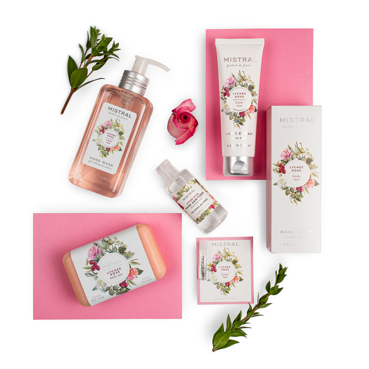 Lychee Rose Hand Care Gift Set