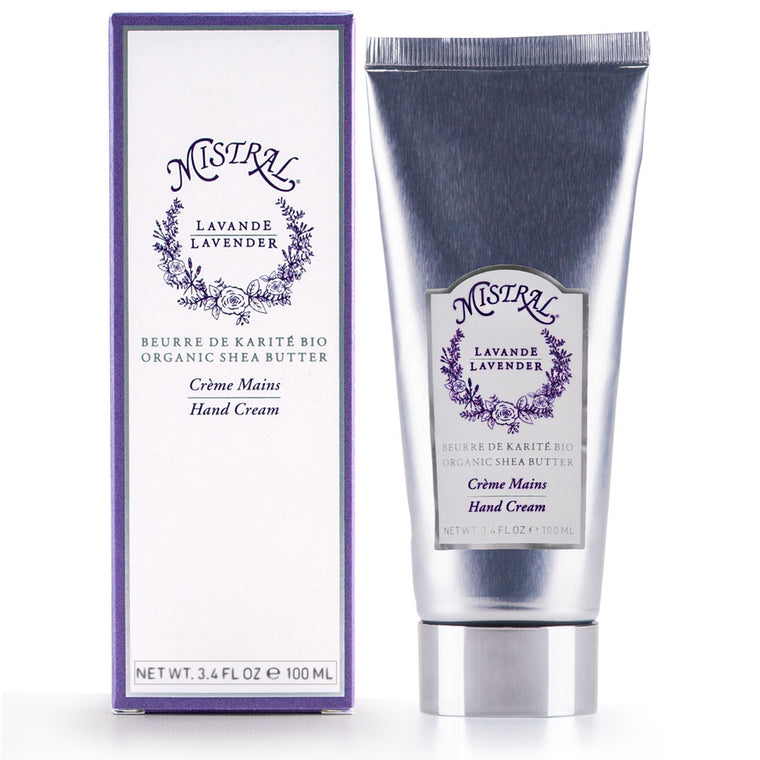 Lavender Signature Hand Cream
