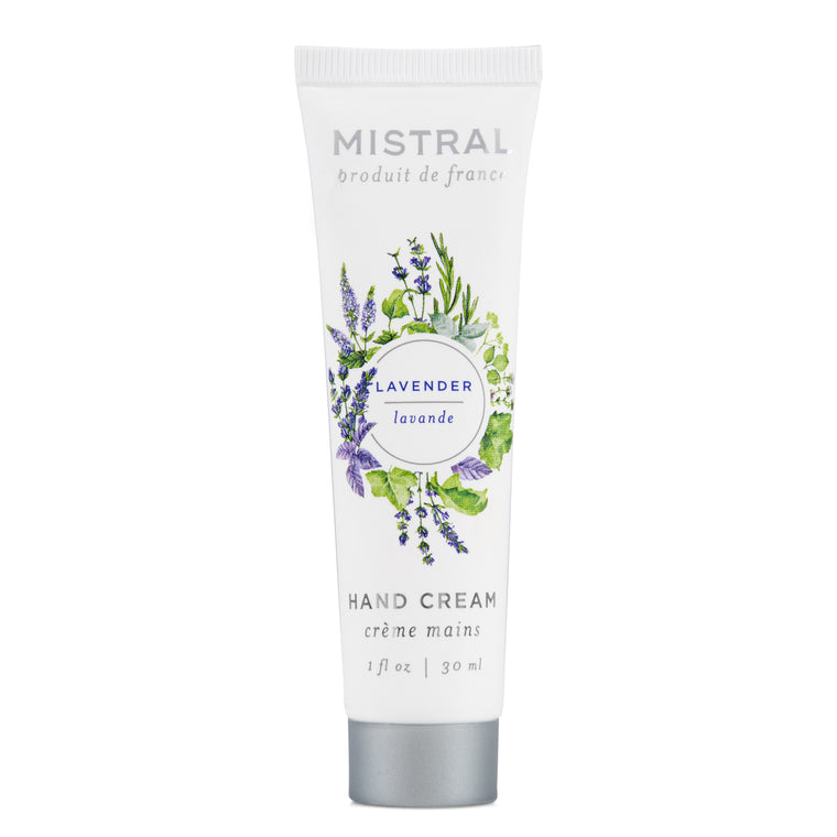 Lavender Travel Hand Cream