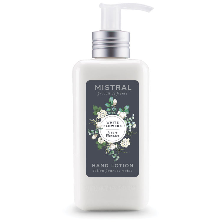 White Flowers Classic Hand Lotion