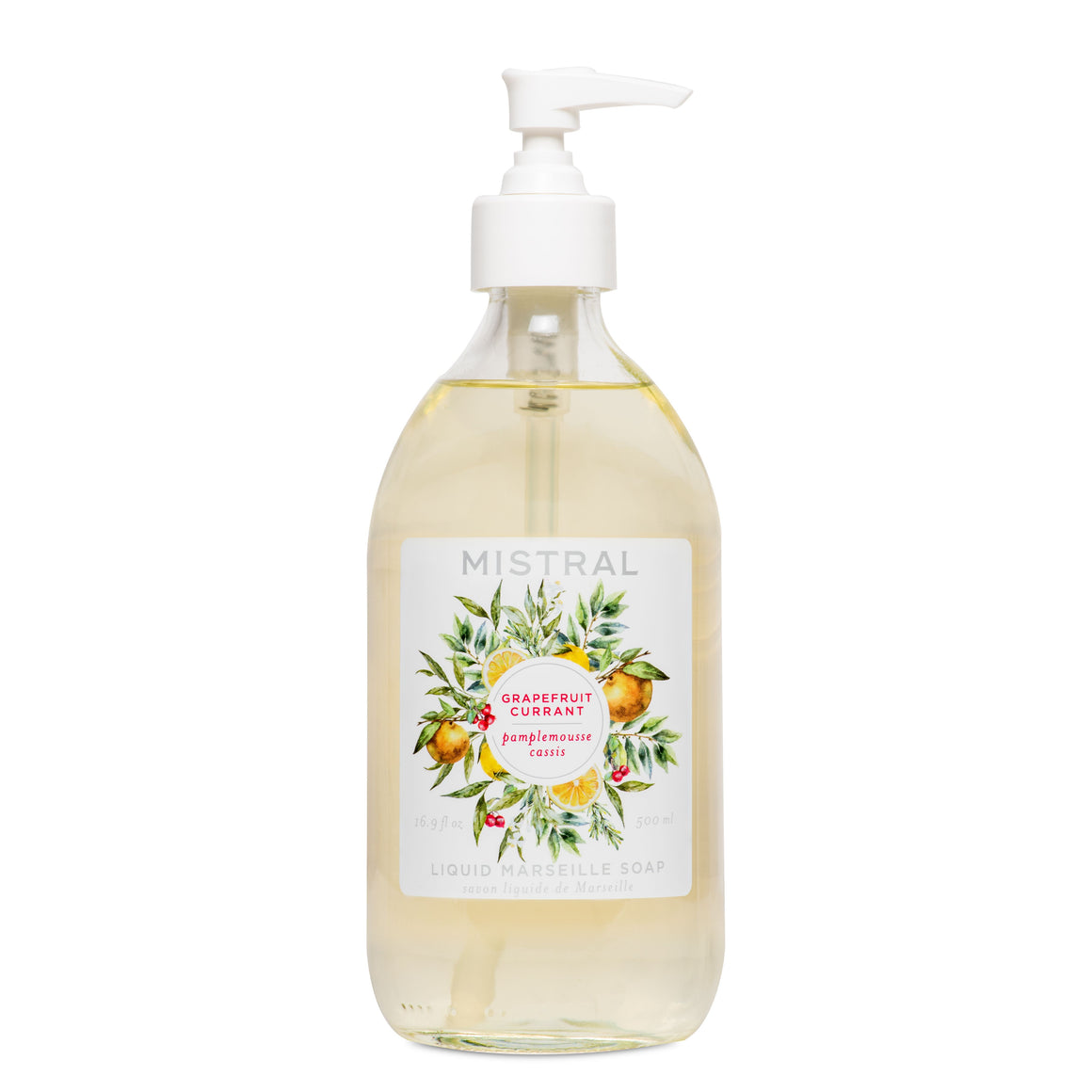Grapefruit Currant Liquid Marseille Soap
