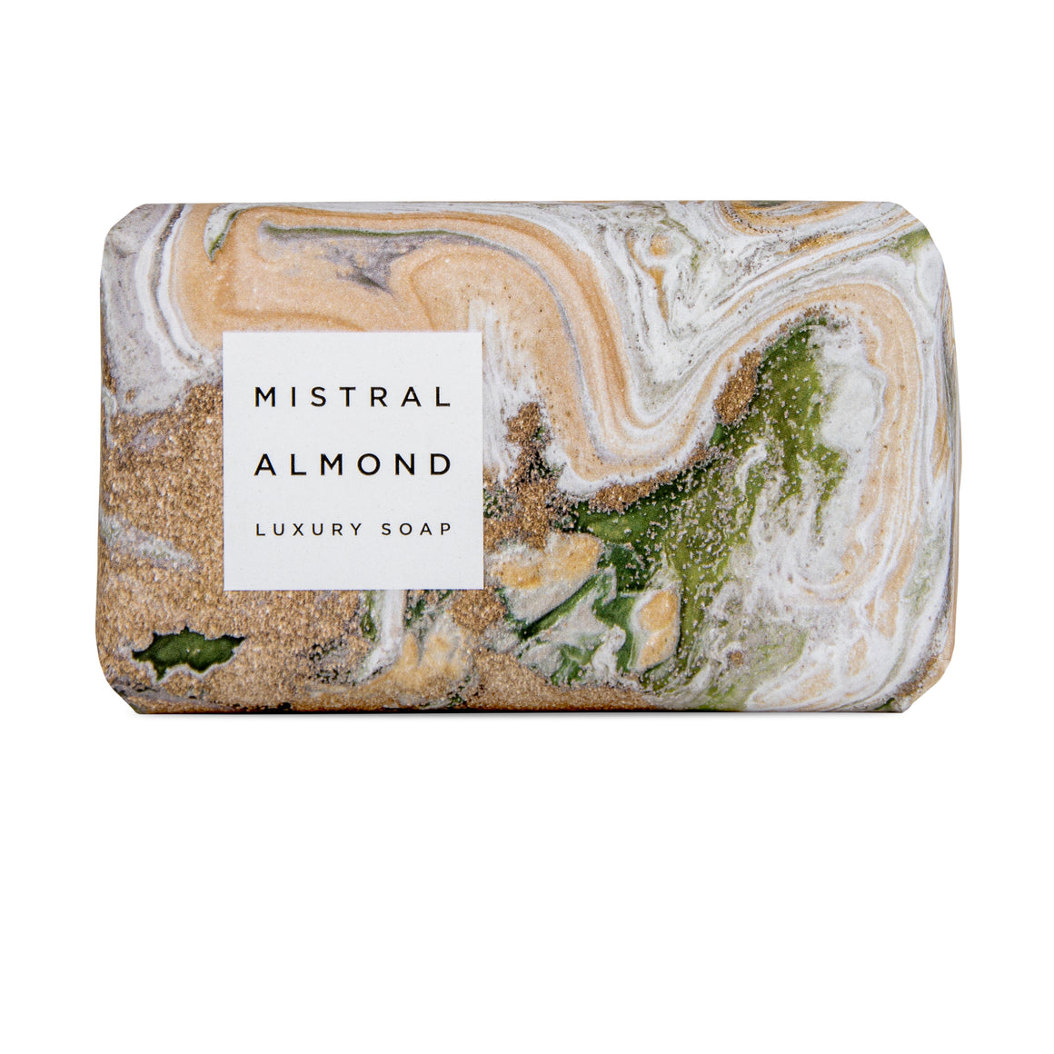Almond Marbles Soap